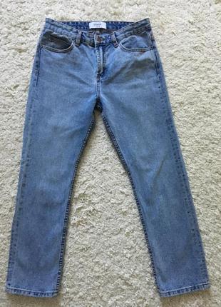 Модные джинсы бойфренды! размер 10/38 фирма new look