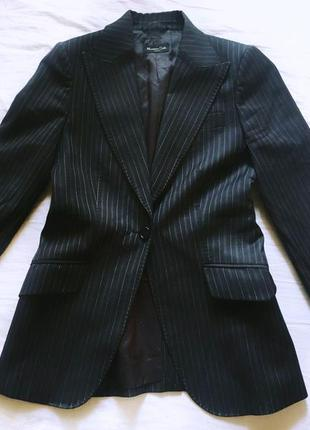 Пиджак (натуральная шерсть)1
