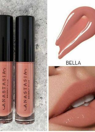 Блеск для губ anastasia beverly hills lip gloss bella