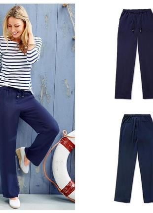 Легкие брюки helene fischer брюки размер евро 40 тсм tchibo