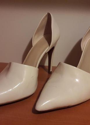Супер модные туфли  zara