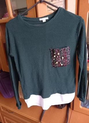Блуза-светр