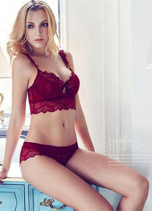 Очень красивое, сексуальное кружевное белье, 70b. 75b