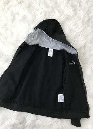 Тёплая удлиненная кофта худи свитшот 9-10 лет australian 🇦🇺 оригинал5 фото