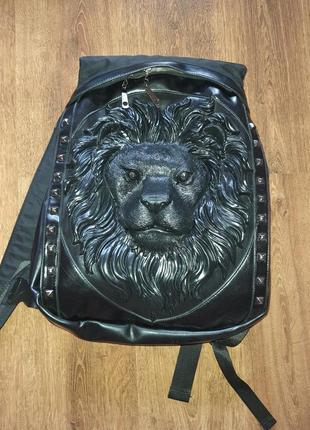 3d рюкзак с капюшоном