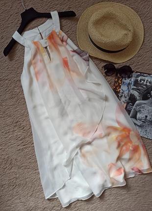 Нежное свободное легкое платье/плаття/сарафан/сукня