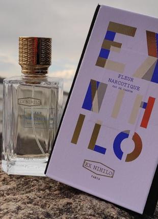 Ex nihilo fleur narcotique + подарок тестер 40 мл