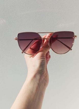 Очки солнцезащитные женские н&м