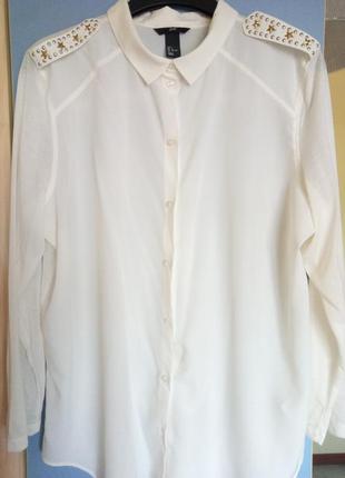 Блуза h&m, р.l