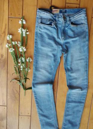 Новые джинсы скинни с высокой посадкой от kiabi