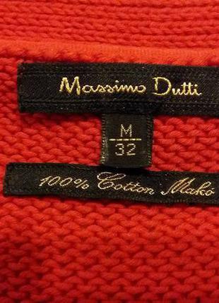 Класнючий кардиган/ кофта /реглан /свитер massimo dutti, массимо дутти2