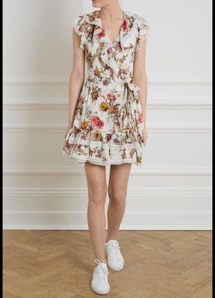 Новое платье needle&thread,оригинал ( maje sandro