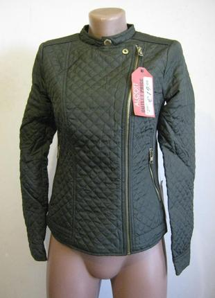 Куртка alcott деми стеганная