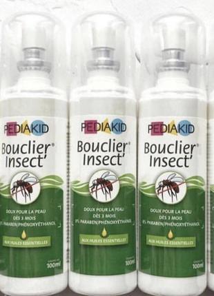 Pediakid педиакид спрей от комаров