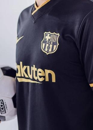 Футбольная форма барселона сезона 2020-2021(гостевая)