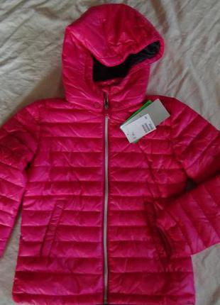 Розовая    куртка для девочек  от тм   h&m