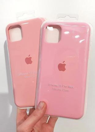 Чехол silicone case для айфон iphone 11 pro max