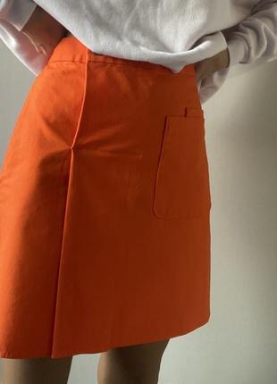 Обалденная яркая юбка от cos