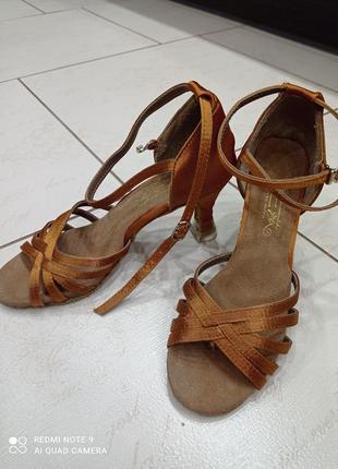 Обувь латина
