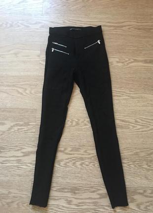 Высокие штаны zara