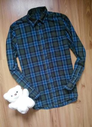 Байковая рубашка от charles vögele
