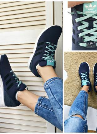 Кроссовки adidas torsion zx flux ortholite оригинал