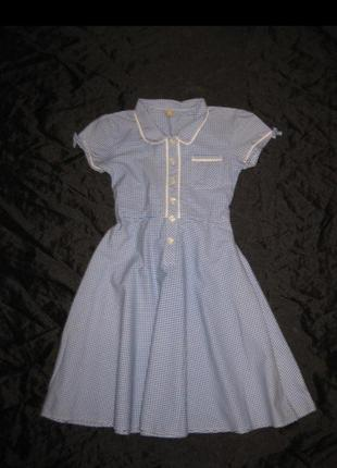Милое кукольное платье в винтажном стиле в клетку клеточку лолита lolita