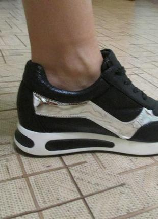 Кроссовки на платформе6 фото