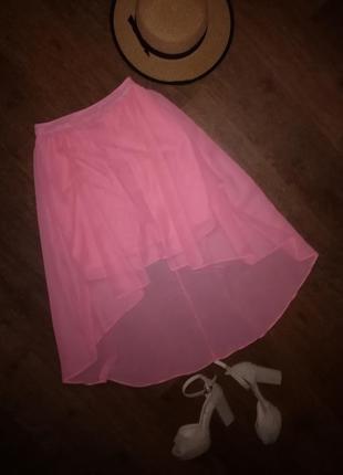 Шикарная юбка пудрового цвета miss selfridge индия