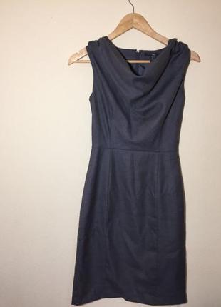 Платье футляр hm