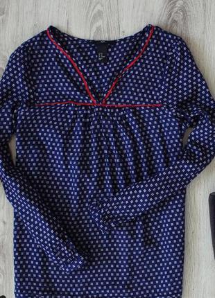 Блузка кофта рубашка хлопок