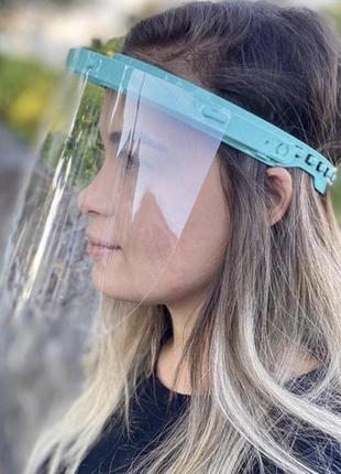 Захисний екран для обличчя, защитный экран для лица