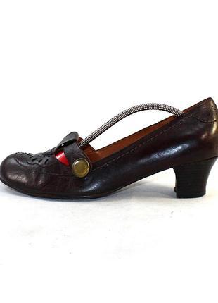 Туфли 39 р logan италия кожа оригинал