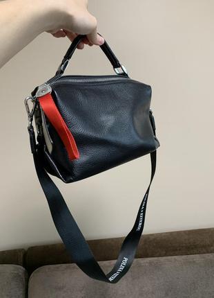 Кожаная сумка, шкіряна сумка