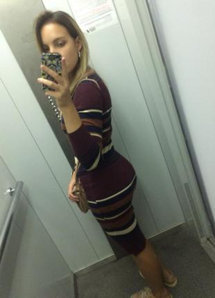 Супер платье pull & bear