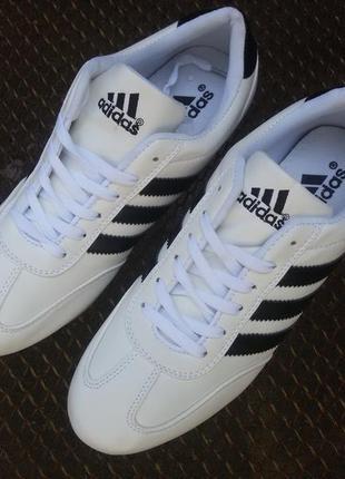 Кроссовки adidas кожа все размеры! 36-41