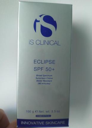 Is clinical солнцезащитный крем спф 50