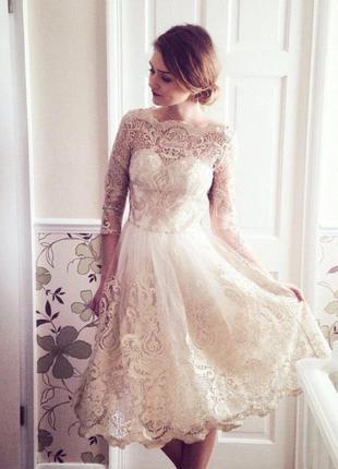 Новое платье chi chi london(asos)