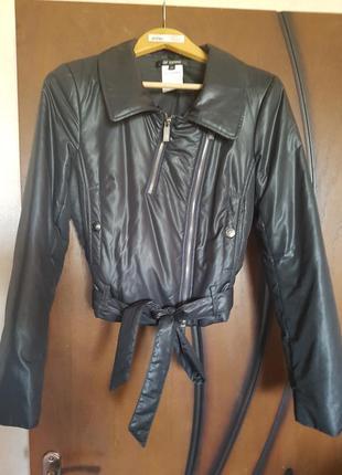 Куртка косуха демисезон плащевка gf ferre