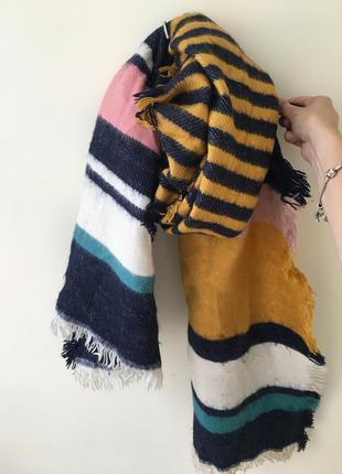 Крутой шарф от h&m
