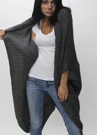 Модная шаль