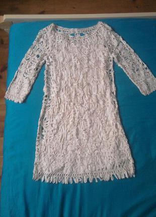 Платье ажурное phase eight
