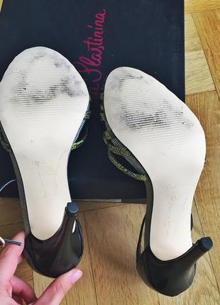Босоножки, туфли, красивые босоножки, 37 размер, kira plastinina4