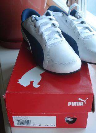 Кроссовки женские puma оригинал 39размер 25,5см