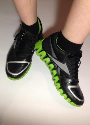 Reebok оригинал крутые кроссовки для фитнеса зала бега