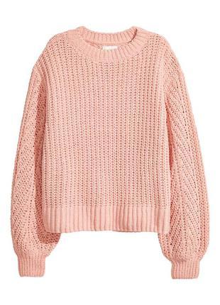 Новенький свитер h&m