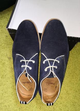 Мужские туфли mascotte 43раз