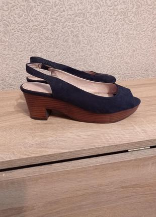 Босоножки сандалии туфли на каблуке next
