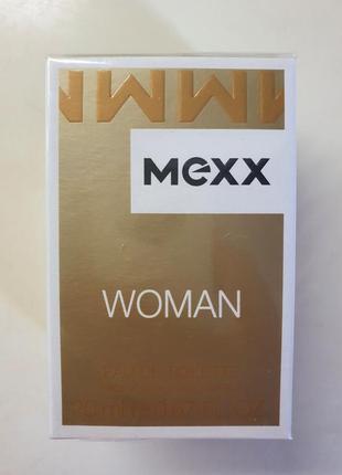 Туалетная вода mexx woman, 20ml.