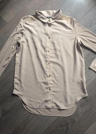 Красивая и интересная блузка h&m